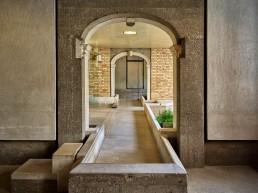 Fondazione Querini Stampalia, Carlo Scarpa, Italian Garden