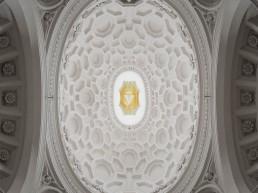 dome, cupola, italian baroque, Francesco borromini