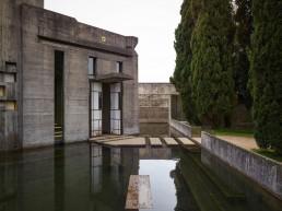 Tomb Brion, Carlo Scarpa