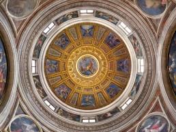 domes, Raffaello Sanzio, Raphael