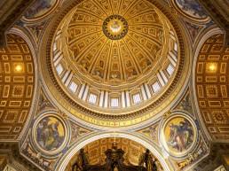 domes, Michelangelo