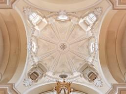 domes, Bernardo Vittone